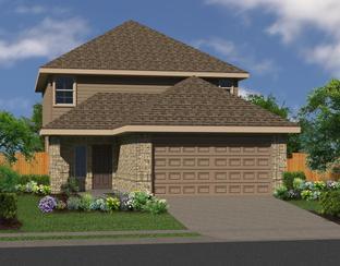 The Brenham - Hunters Ranch: San Antonio, Texas - Bella Vista Homes