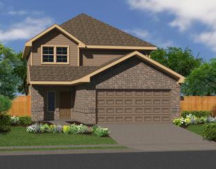 The Brenham - Summerhill: Converse, Texas - Bella Vista Homes