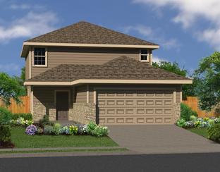 The Brenham - Millican Grove: San Antonio, Texas - Bella Vista Homes