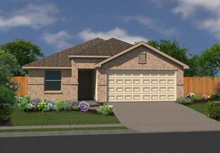 The Berkley - Highland Grove: New Braunfels, Texas - Bella Vista Homes