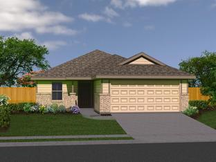 The Brentwood - Cinco Lakes: San Antonio, Texas - Bella Vista Homes