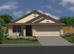 The Berkley - Comanche Ridge: San Antonio, Texas - Bella Vista Homes