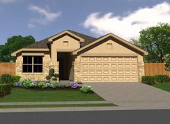 The Chandler - Comanche Ridge: San Antonio, Texas - Bella Vista Homes