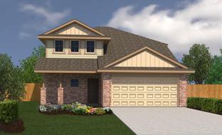 The Hawthorn - Cinco Lakes: San Antonio, Texas - Bella Vista Homes