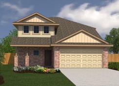 The Hawthorn - Cloud Country: New Braunfels, Texas - Bella Vista Homes