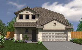 The Hawthorn - Notting Hill: San Antonio, Texas - Bella Vista Homes