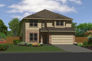 The Ellington - Highland Grove: New Braunfels, Texas - Bella Vista Homes