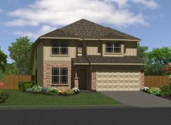 The Ellington - Cloud Country: New Braunfels, Texas - Bella Vista Homes