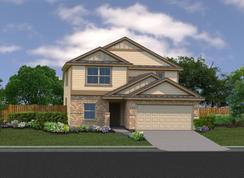 The Ridgeview - Highland Grove: New Braunfels, Texas - Bella Vista Homes