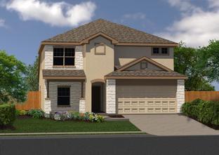 The Avondale - Meyer Ranch: New Braunfels, Texas - Bella Vista Homes