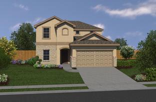 The Ridgeview - Notting Hill: San Antonio, Texas - Bella Vista Homes