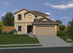 The Ridgeview - Preston Estates: New Braunfels, Texas - Bella Vista Homes