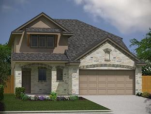The Hawthorn - Meyer Ranch: New Braunfels, Texas - Bella Vista Homes
