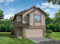The Chesnut - Green Lake Meadow: San Antonio, Texas - Bella Vista Homes