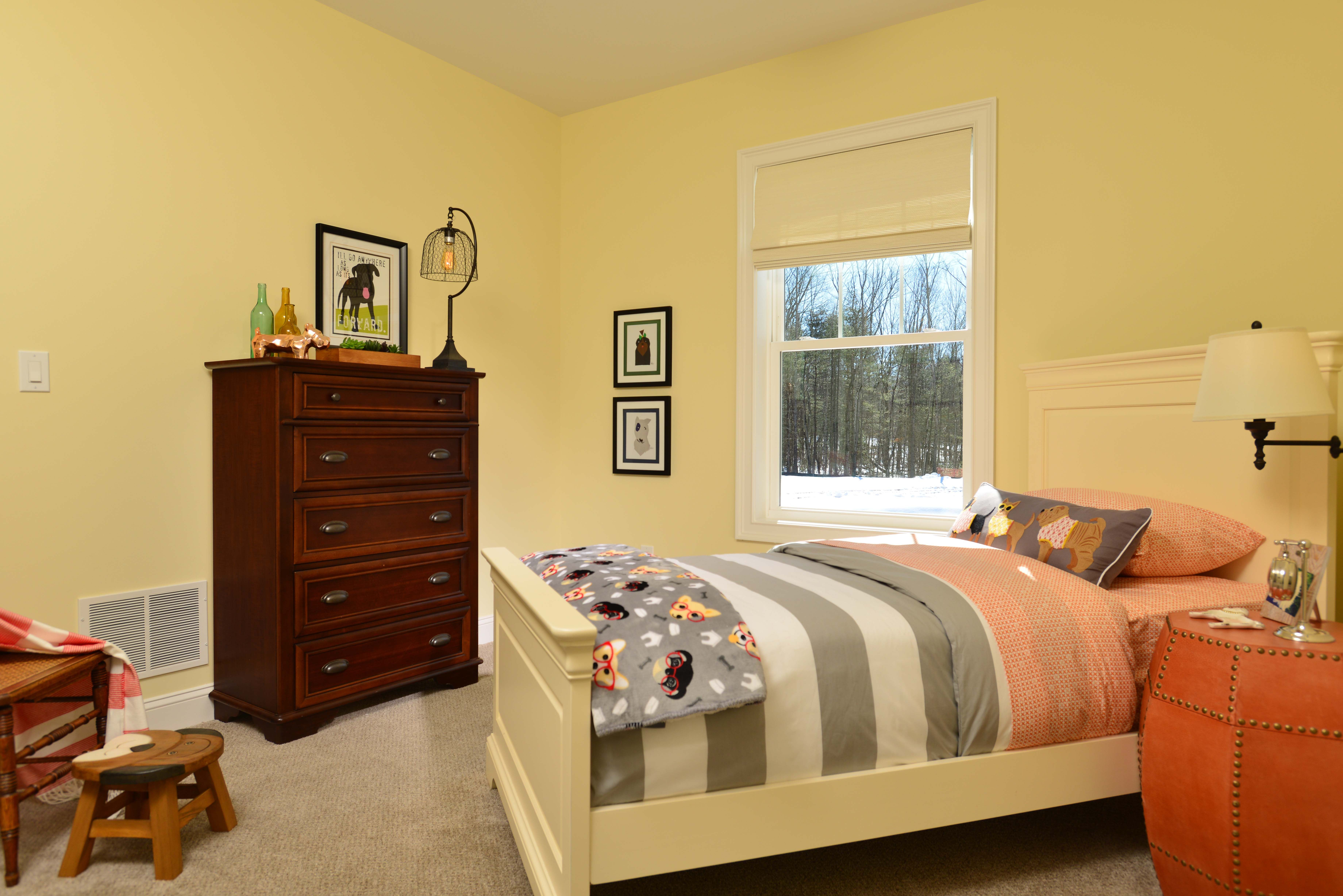 Bedroom featured in the Castleton By Belmonte Builders in Albany-Saratoga, NY