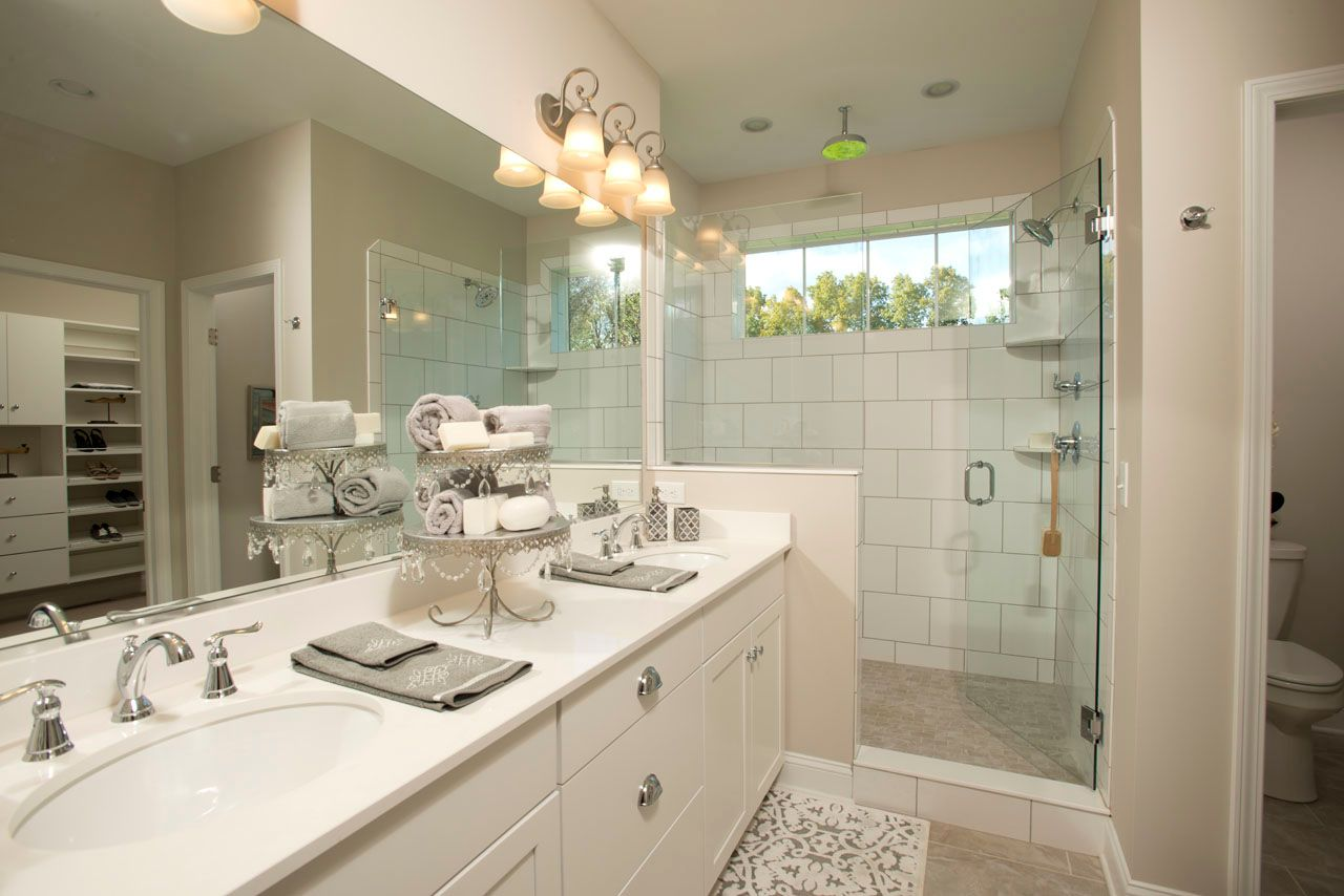 Bathroom featured in the Fallgate By Belmonte Builders in Albany-Saratoga, NY