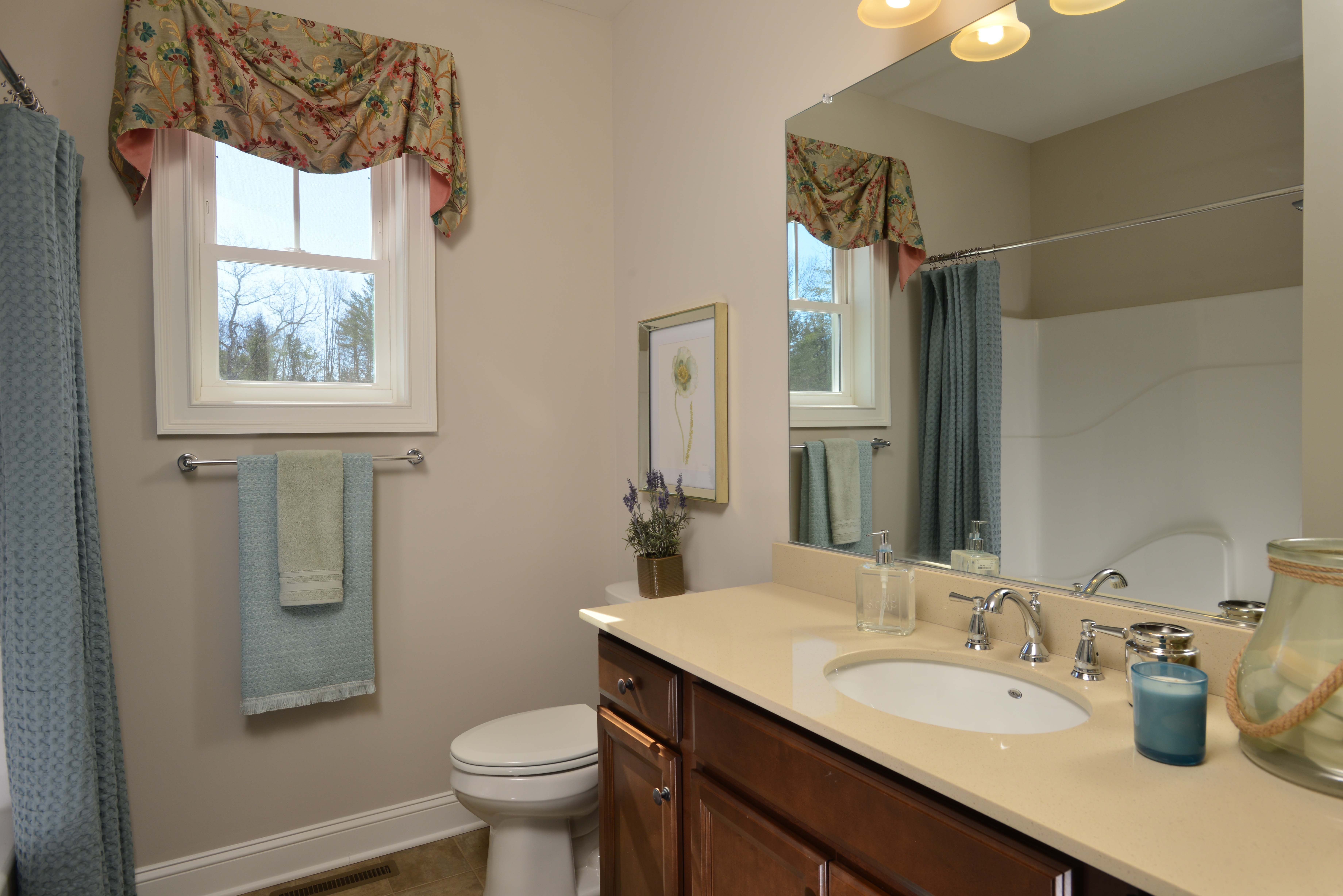 Bathroom featured in the Castleton By Belmonte Builders in Albany-Saratoga, NY