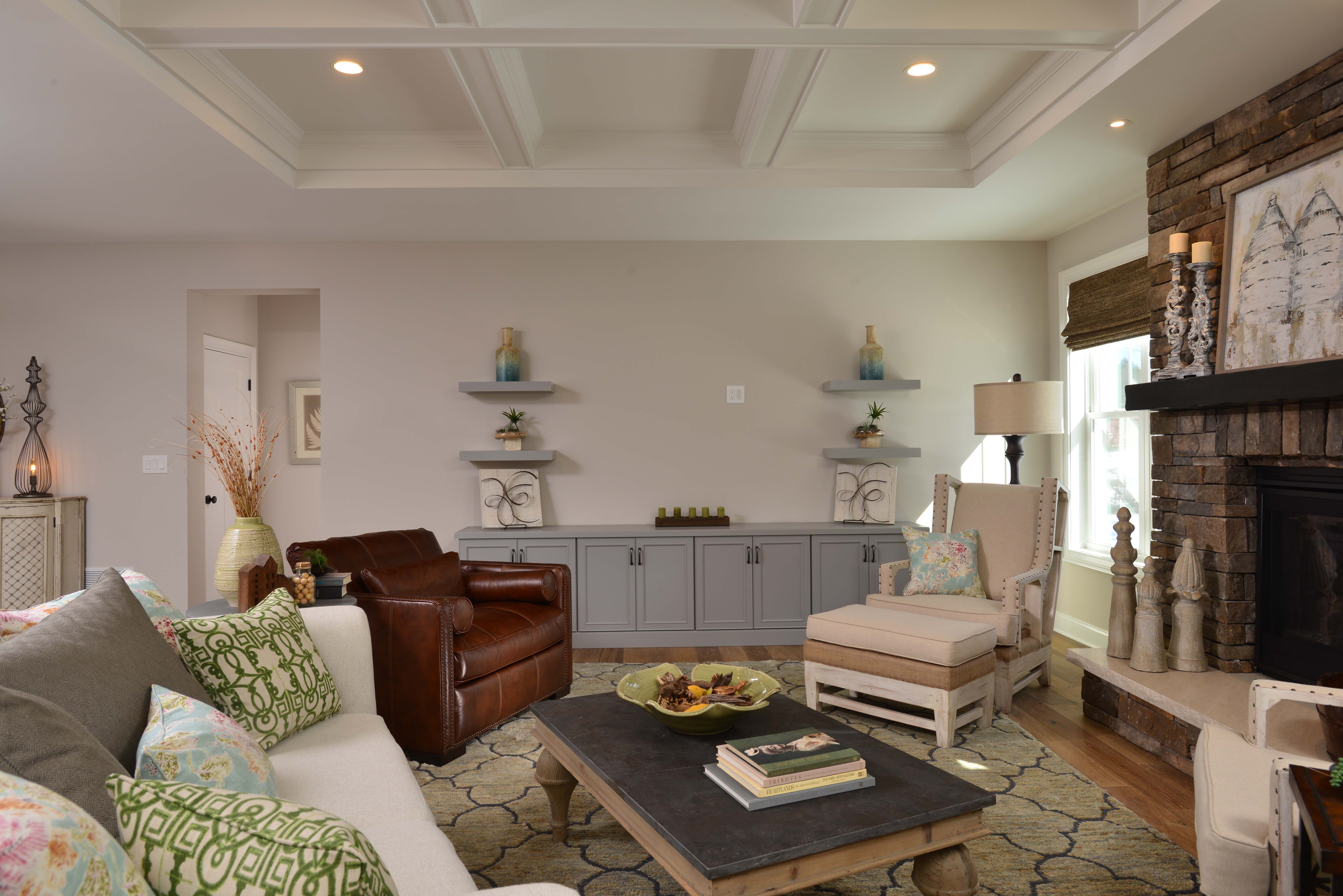 Living Area featured in the Castleton By Belmonte Builders in Albany-Saratoga, NY