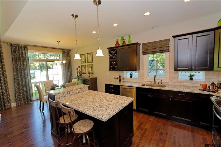 Kitchen featured in the Ashford By Belmonte Builders in Albany-Saratoga, NY
