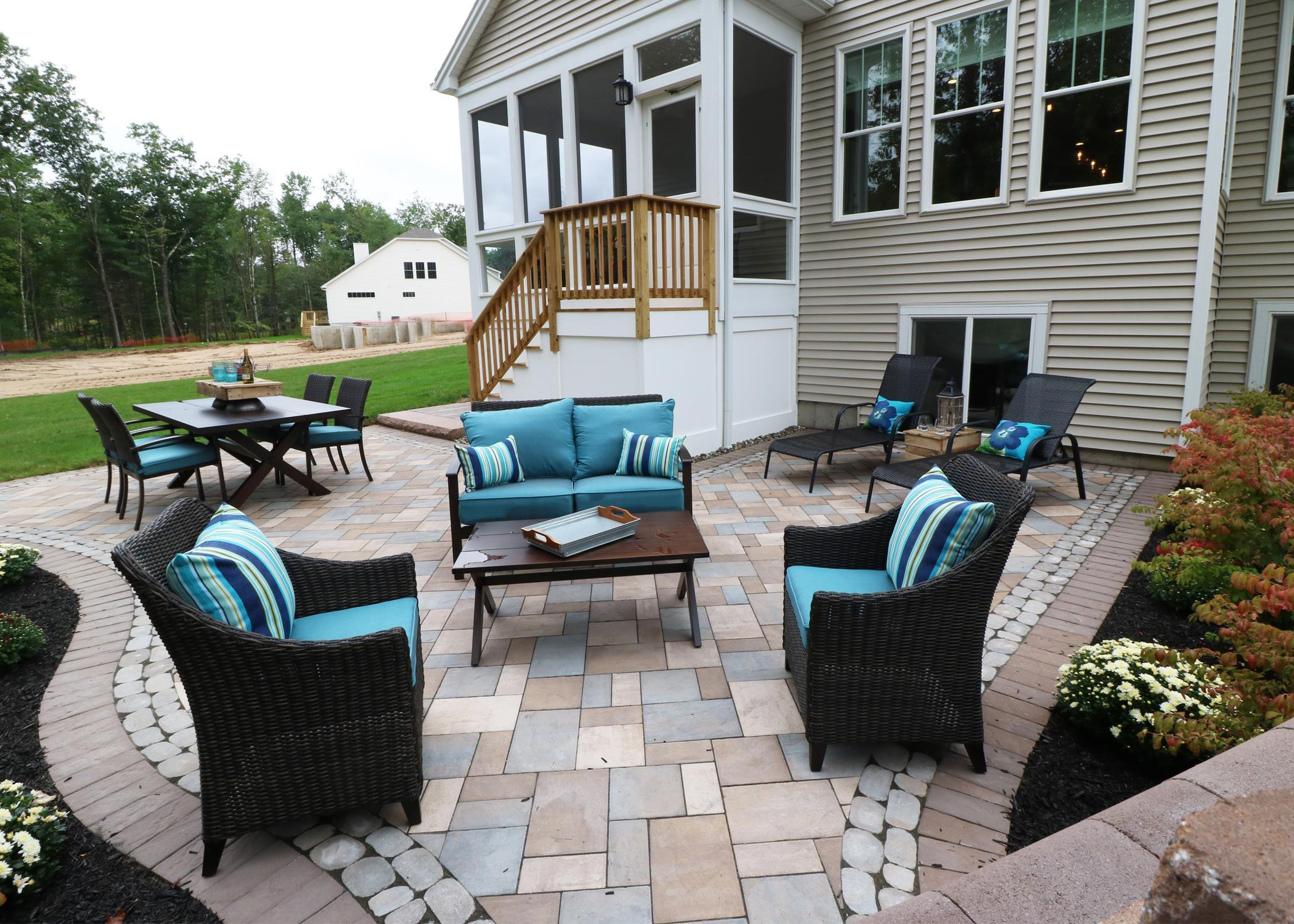 Exterior featured in the Castleton By Belmonte Builders in Albany-Saratoga, NY