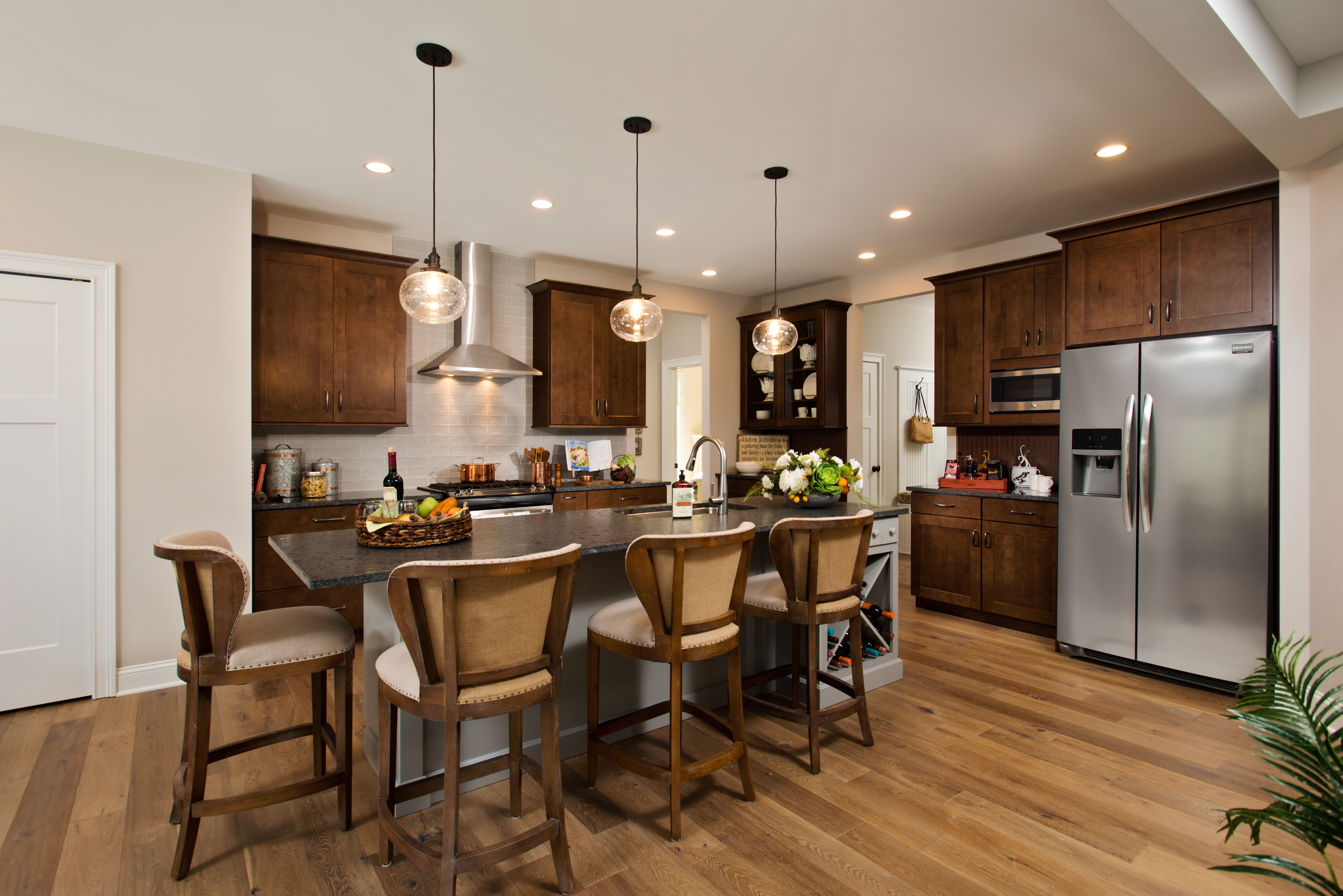 Kitchen featured in the Castleton By Belmonte Builders in Albany-Saratoga, NY