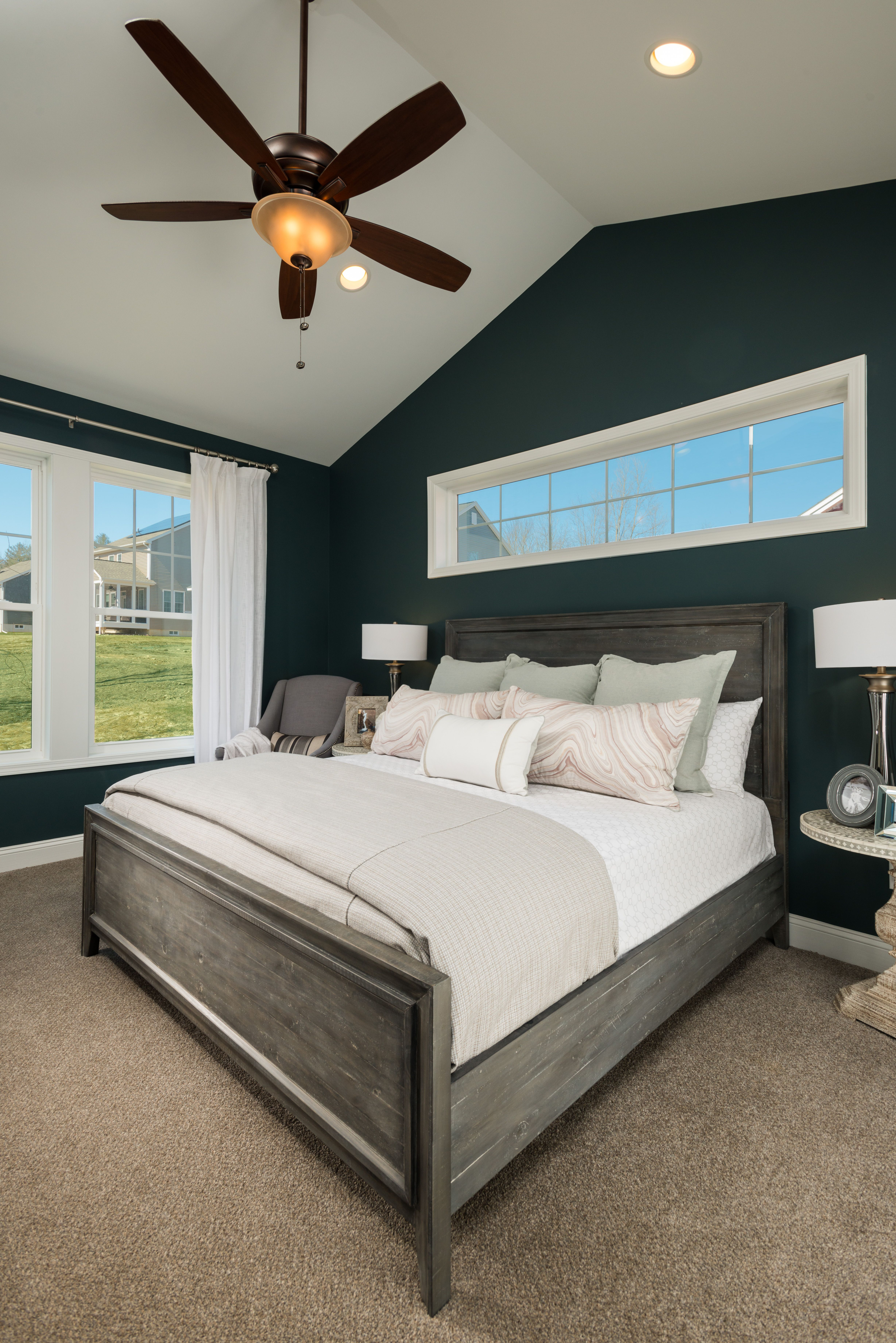 Bedroom featured in the Concord By Belmonte Builders in Albany-Saratoga, NY