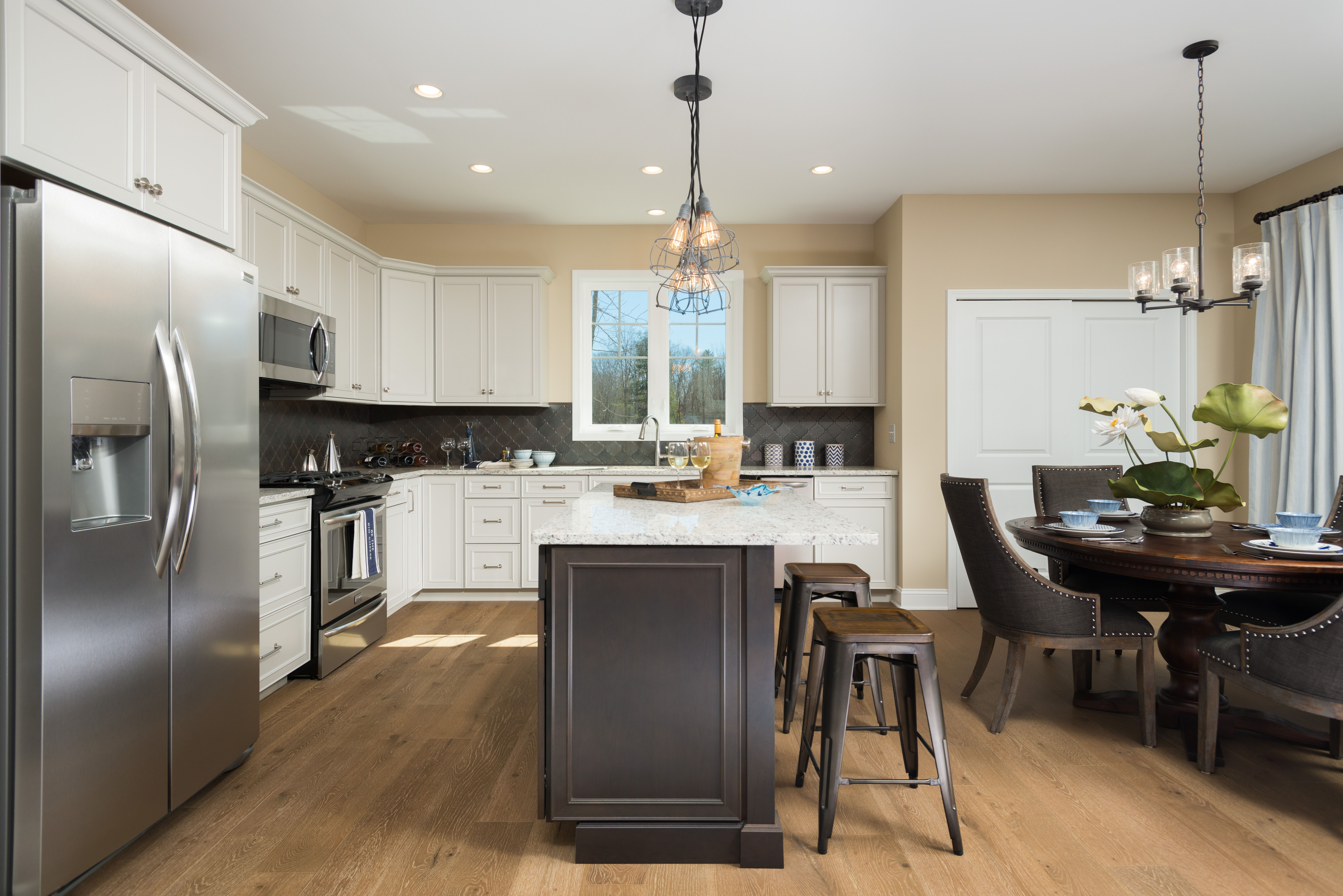 Kitchen featured in the Concord By Belmonte Builders in Albany-Saratoga, NY