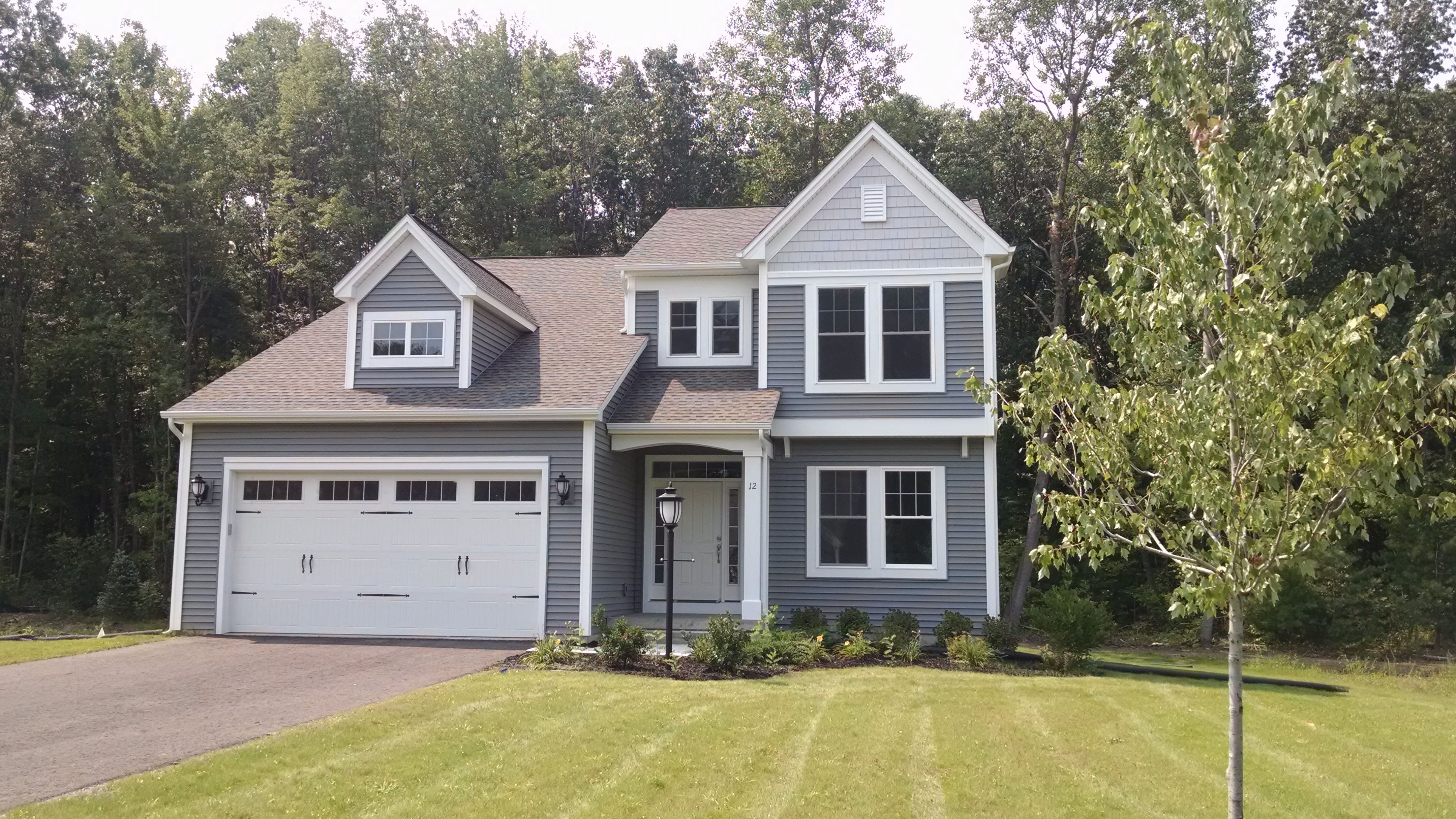 Exterior featured in the Fallgate By Belmonte Builders in Albany-Saratoga, NY