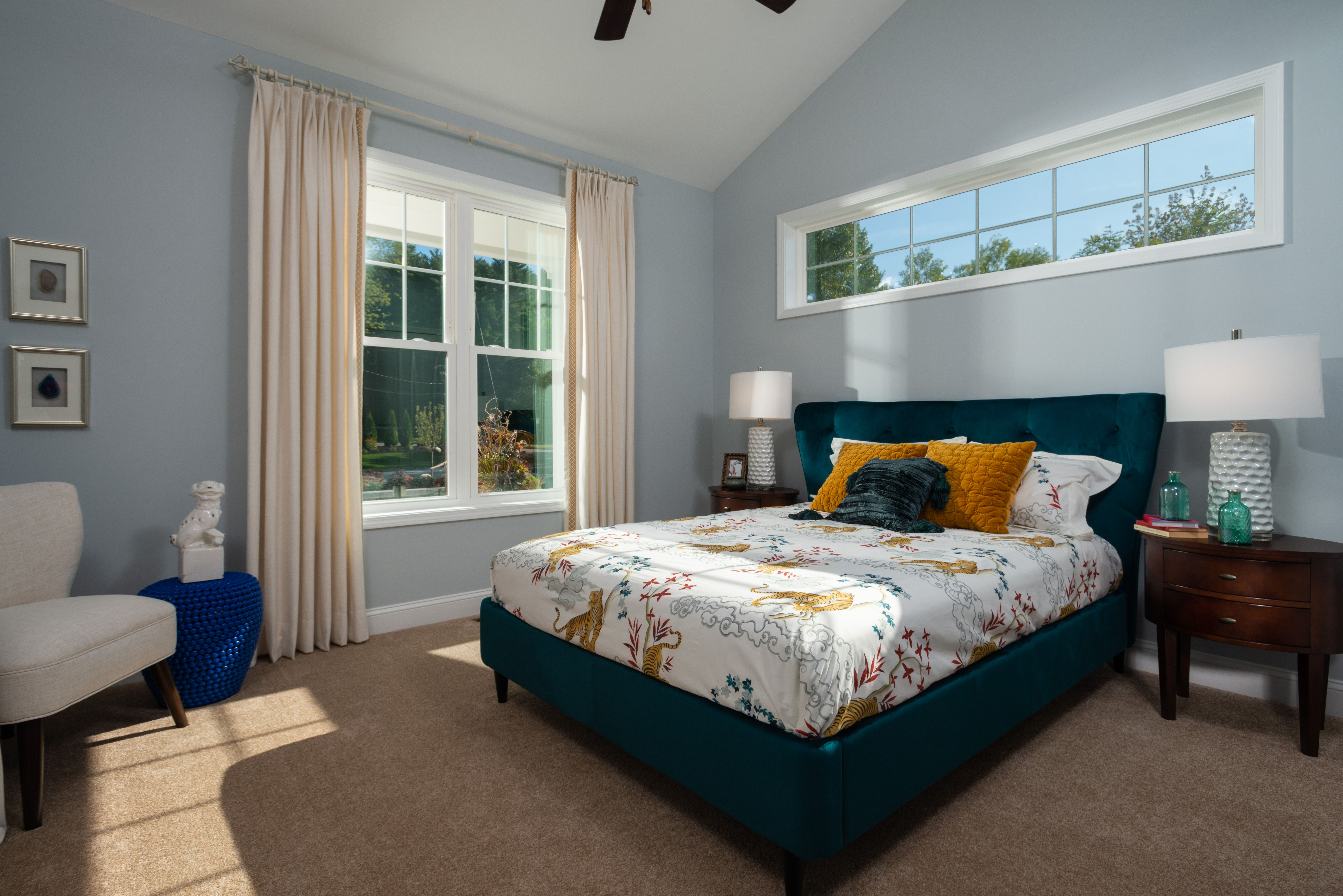 Bedroom featured in the Weston II By Belmonte Builders in Albany-Saratoga, NY