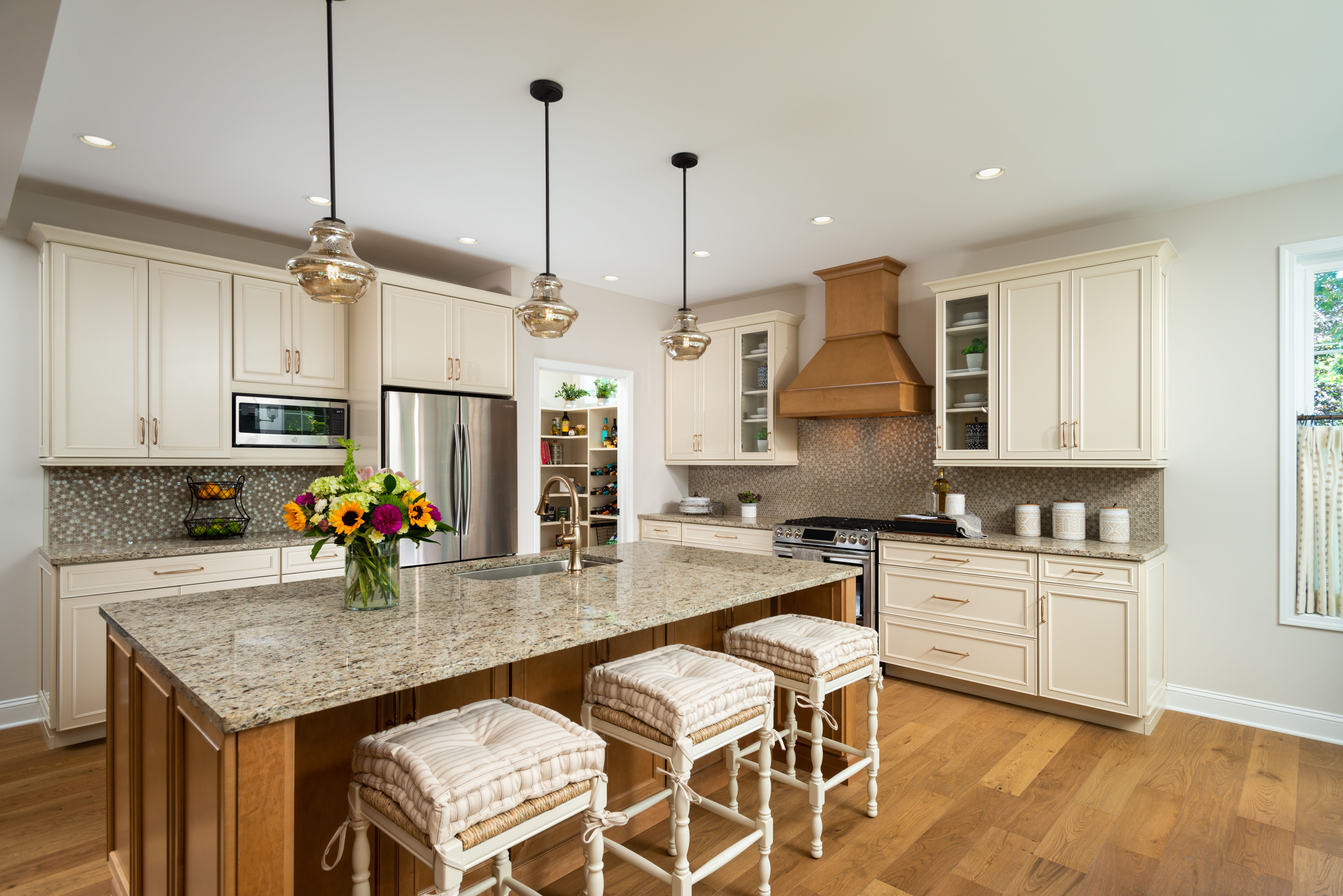 Kitchen featured in the Weston II By Belmonte Builders in Albany-Saratoga, NY