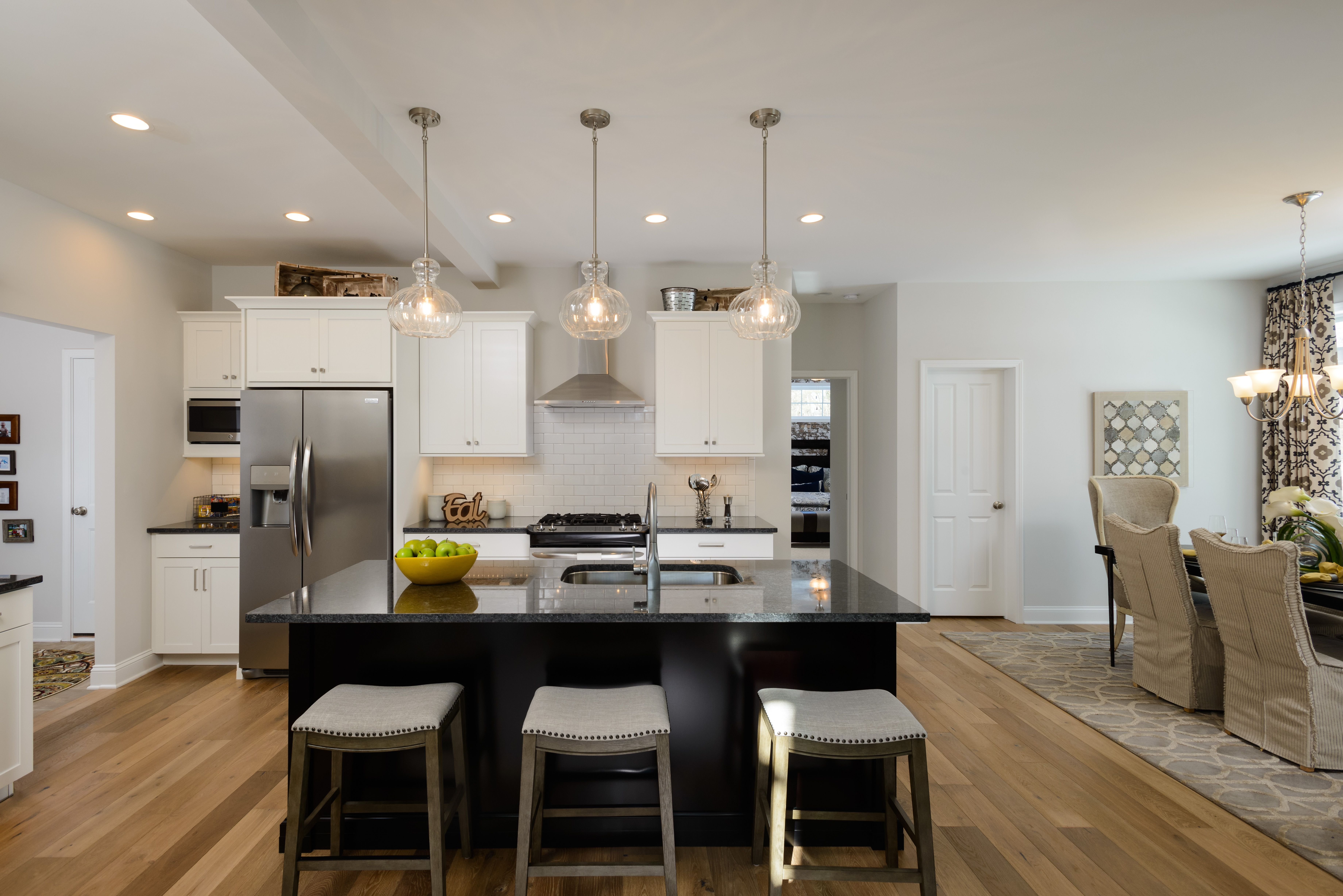 Kitchen featured in the Chesapeake By Belmonte Builders in Albany-Saratoga, NY