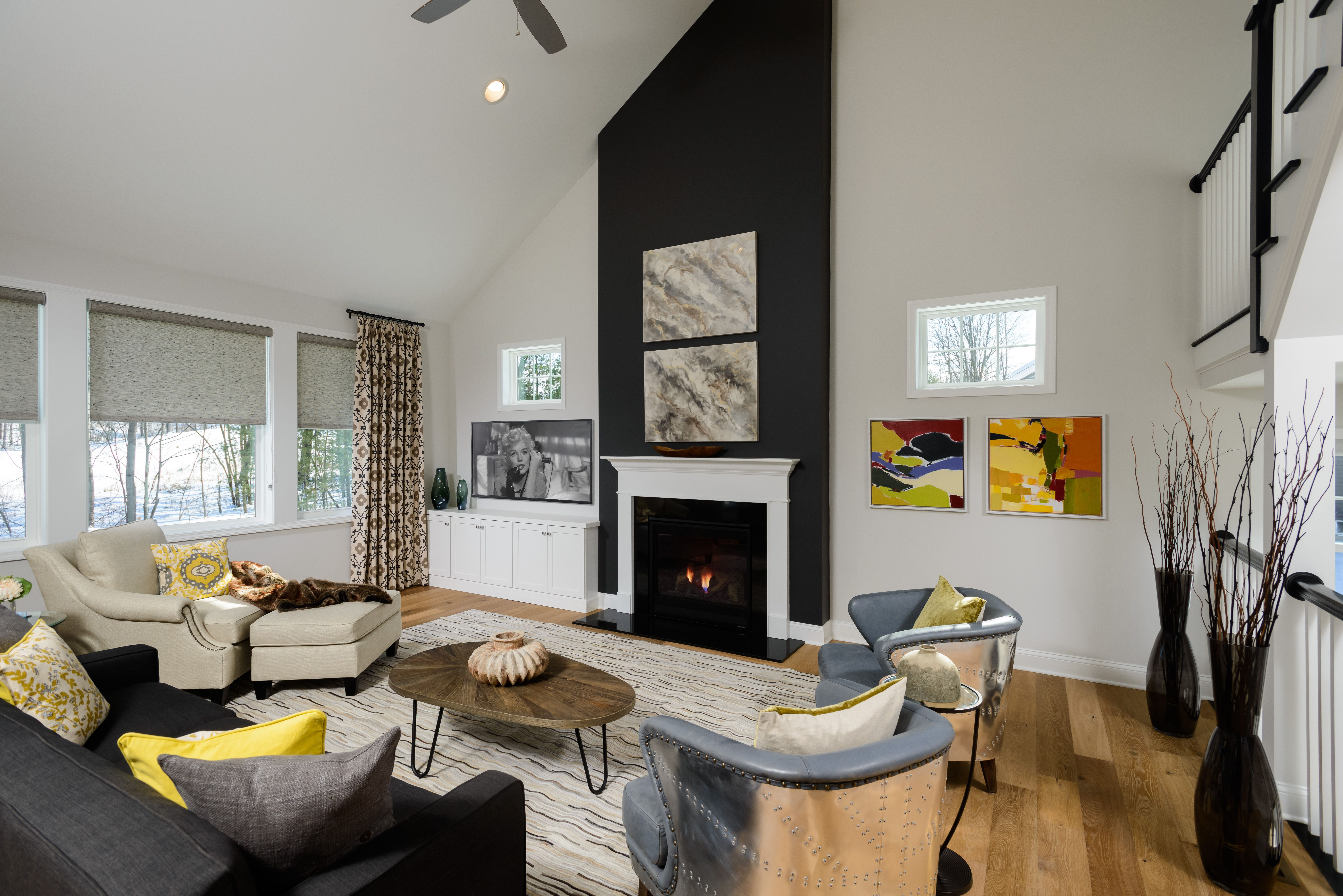 Living Area featured in the Chesapeake By Belmonte Builders in Albany-Saratoga, NY