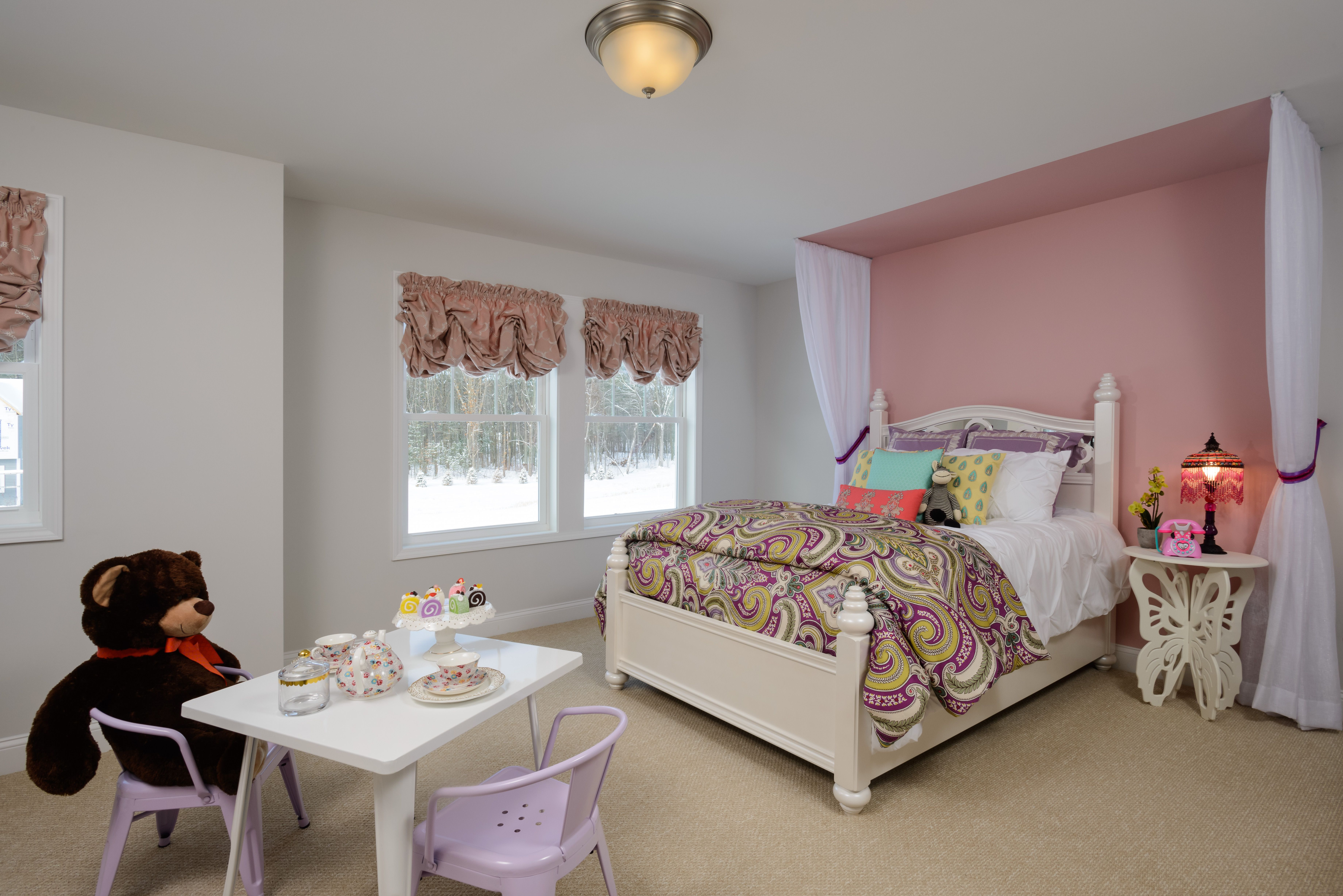 Bedroom featured in the Chesapeake By Belmonte Builders in Albany-Saratoga, NY