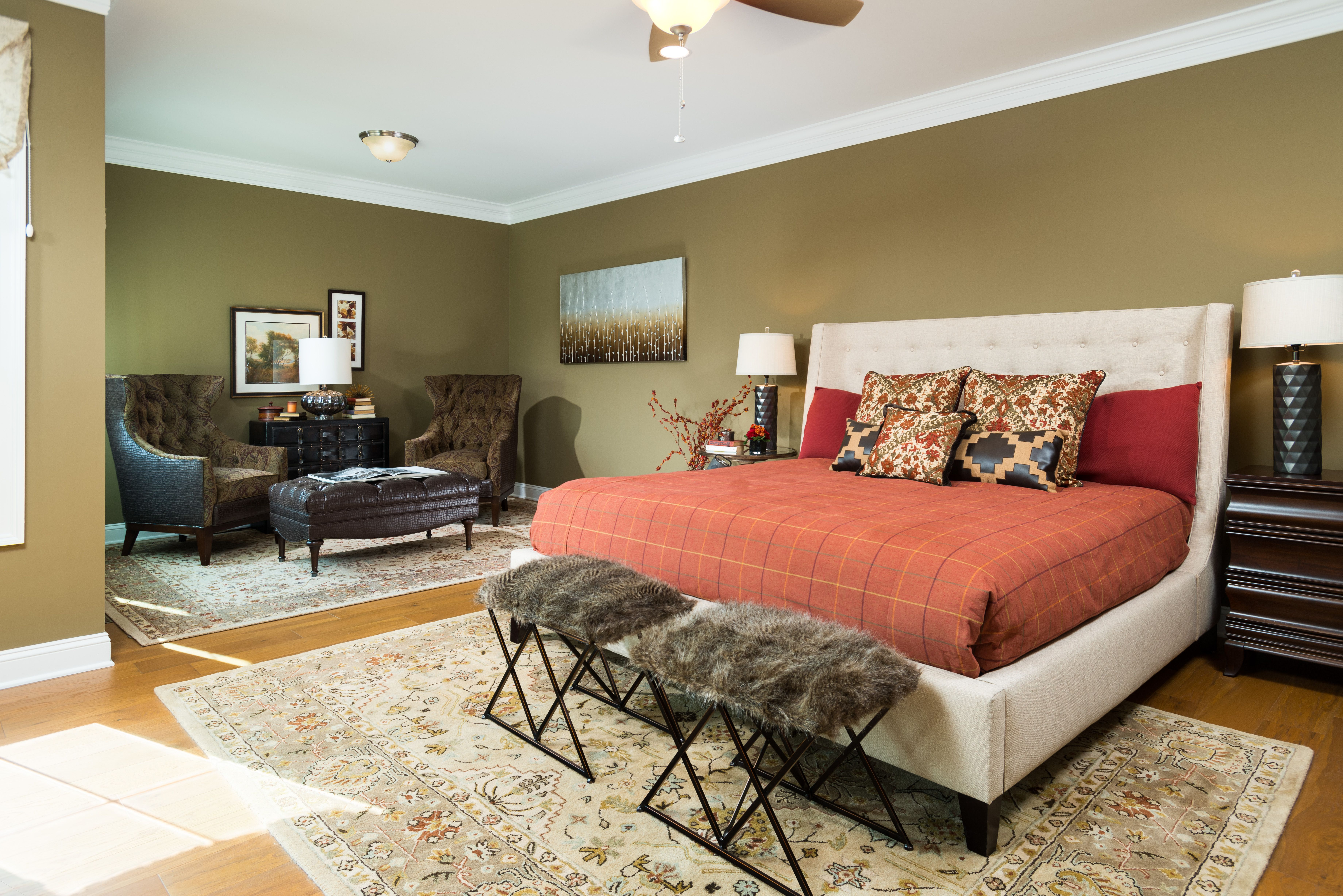 Bedroom featured in the City Square End Unit By Belmonte Builders in Albany-Saratoga, NY