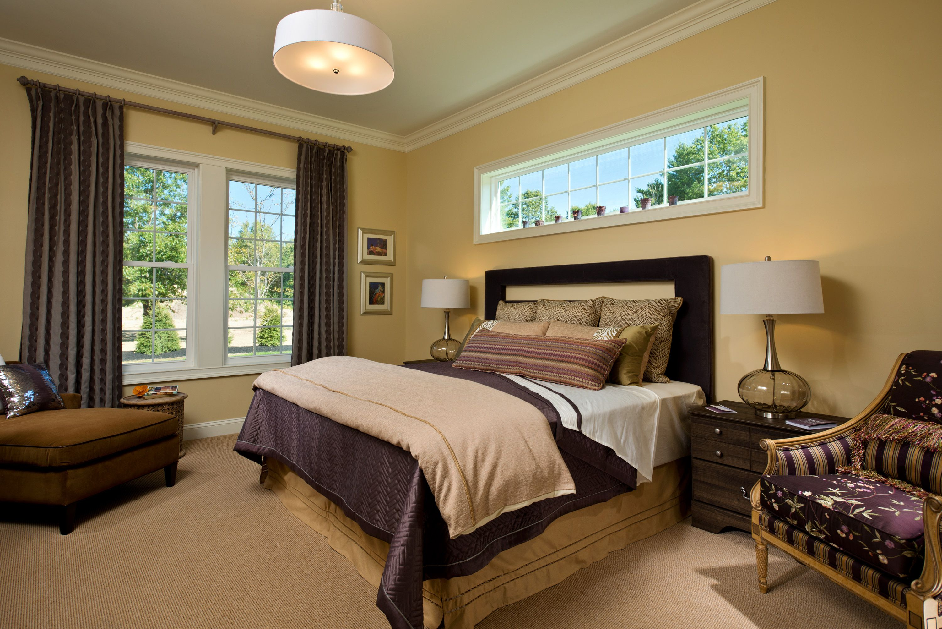 Bedroom featured in the Newlin II By Belmonte Builders in Albany-Saratoga, NY
