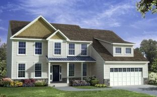 The Reserve at Ponds Of Odessa by Benchmark Builders in Wilmington-Newark Delaware