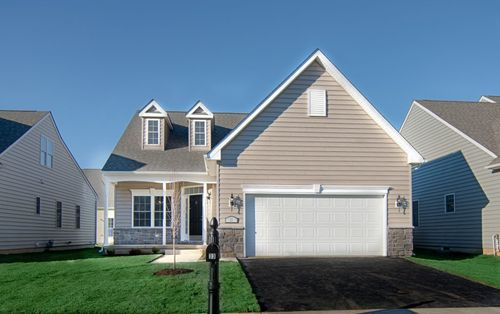 Village of Eastridge by Benchmark Builders in Dover Delaware