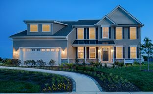 The Ponds of Odessa by Benchmark Builders in Wilmington-Newark Delaware