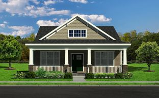 Belville - Traditions at Whitehall: Middletown, Delaware - Benchmark Builders
