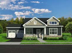 Cayot - Traditions at Whitehall: Middletown, Delaware - Benchmark Builders