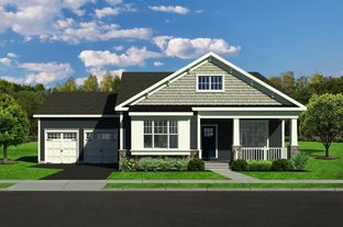 Cottonwood - Traditions at Whitehall: Middletown, Delaware - Benchmark Builders