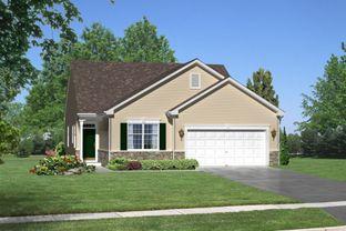 The Auburn - Village of Eastridge: Smyrna, Delaware - Benchmark Builders