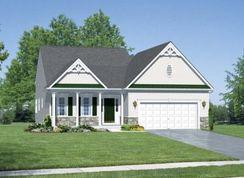 The Bayard - Village of Eastridge: Smyrna, Delaware - Benchmark Builders