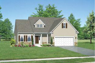 The Dickinson - Village of Eastridge: Smyrna, Delaware - Benchmark Builders