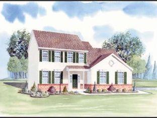 The Nanticoke - Greene Hill Farm Estates: Smyrna, Delaware - Benchmark Builders