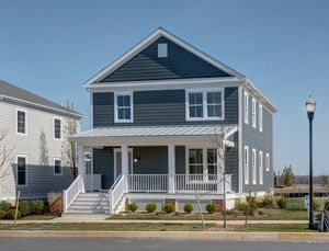 homes in The Town of Whitehall by Benchmark Builders