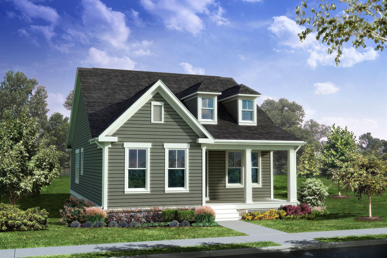 Exterior featured in the Alton By Benchmark Builders in Wilmington-Newark, DE