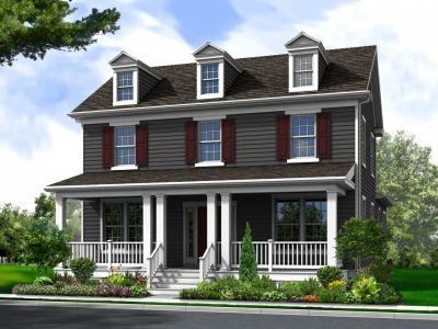 Exterior featured in the Rosemont By Benchmark Builders in Wilmington-Newark, DE