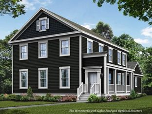Wentworth - The Town of Whitehall: Middletown, Pennsylvania - Benchmark Builders