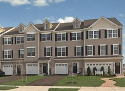 The Massey - The Ponds of Odessa: Middletown, Pennsylvania - Benchmark Builders